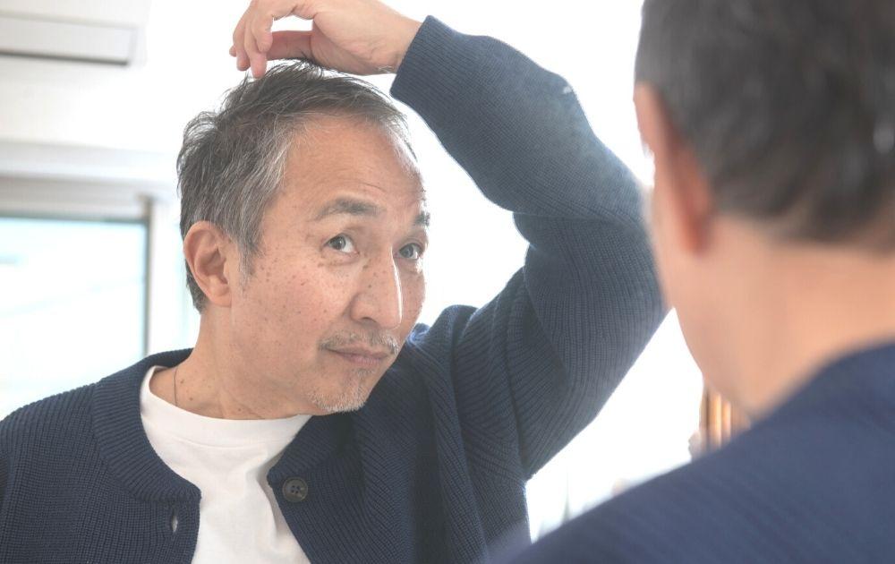 薄毛でも似合う髪型の提案